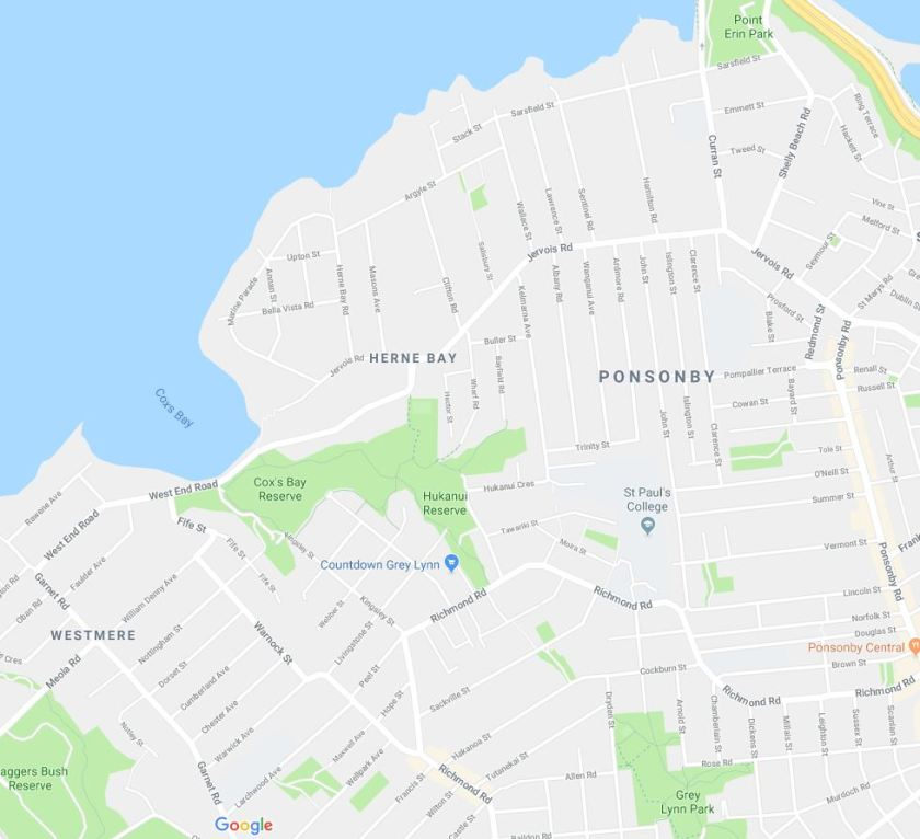 House Inspection Ponsonby Herne Bay